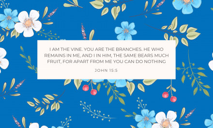 John 15:5 FREE Desktop Wallpaper