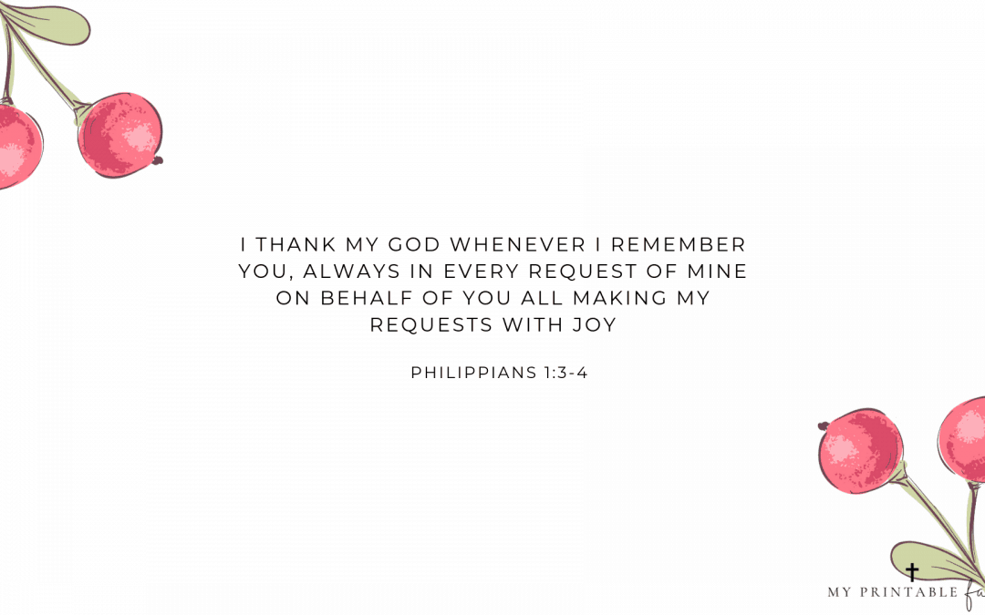 Philippians 13:4 FREE Desktop Wallpaper