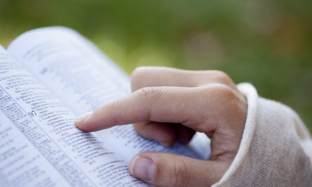 Study Your Bible With The SOAP Method