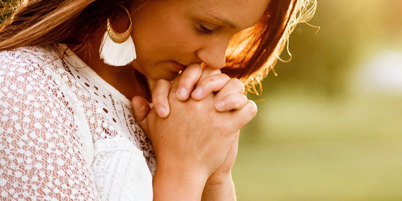 Praying on the Armor of God