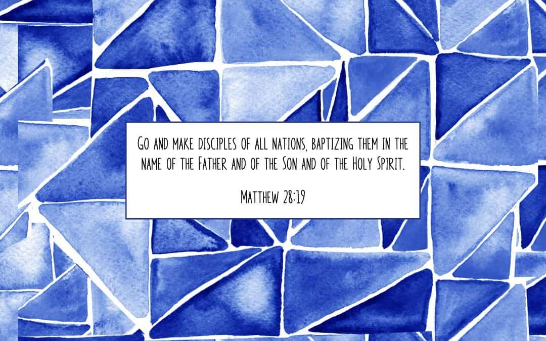 Matthew 28:19 – FREE Desktop Wallpaper