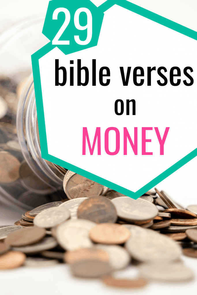 Bible Verses on Money