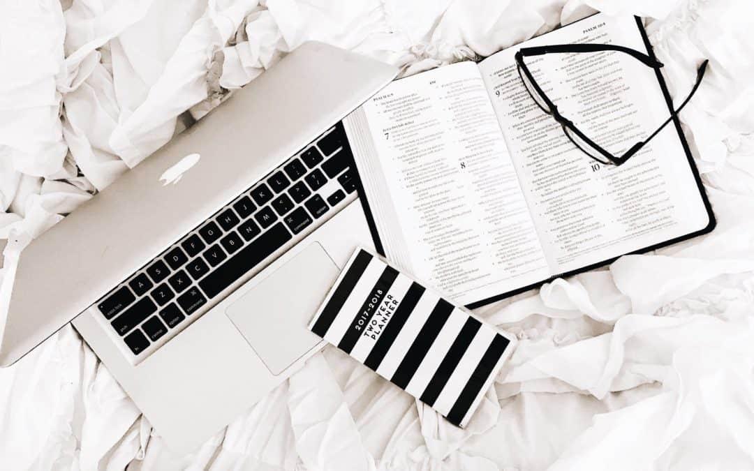 Creative Bible Study Methods (to Jazz up your Quiet Time)