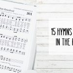 15 Old Hymns Found in the Bible